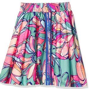 Adidas Floral Skirt